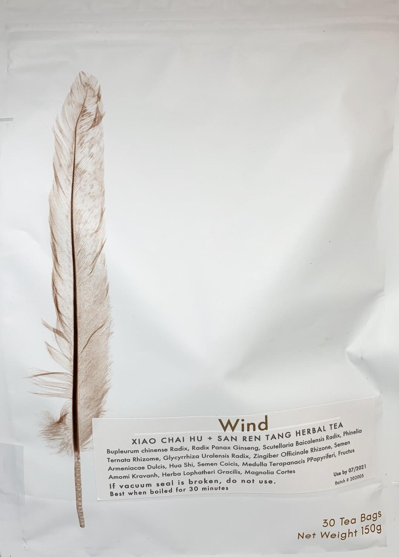 Botanical Biohacking Wind tea 30 teabags