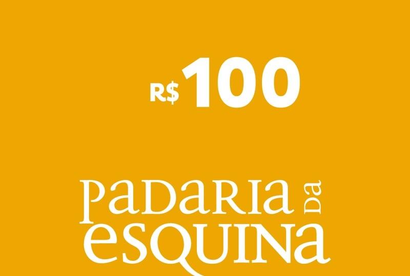 Padaria: Voucher de R$ 100
