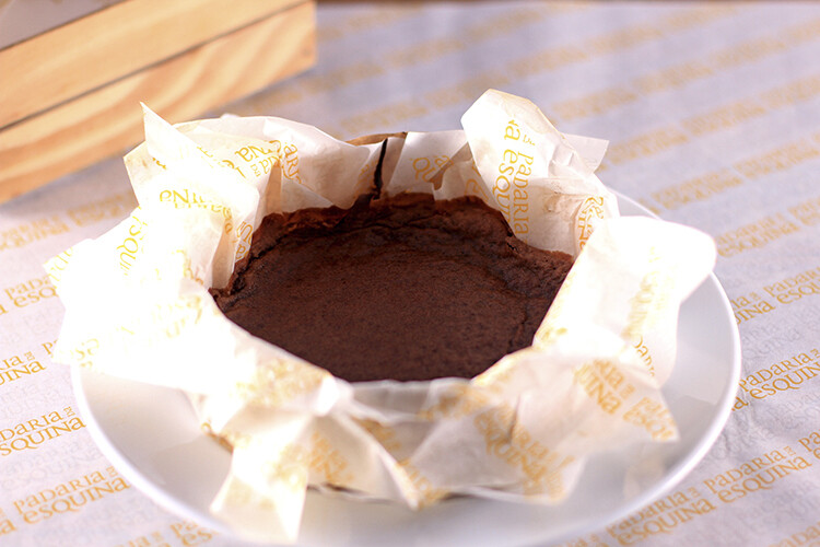 Fofo de Chocolate
