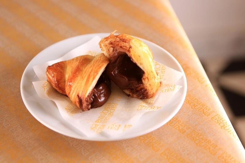 Folhado do Porto com Chocolate