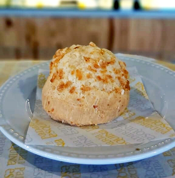 Pão de Queijo (1 unid.)