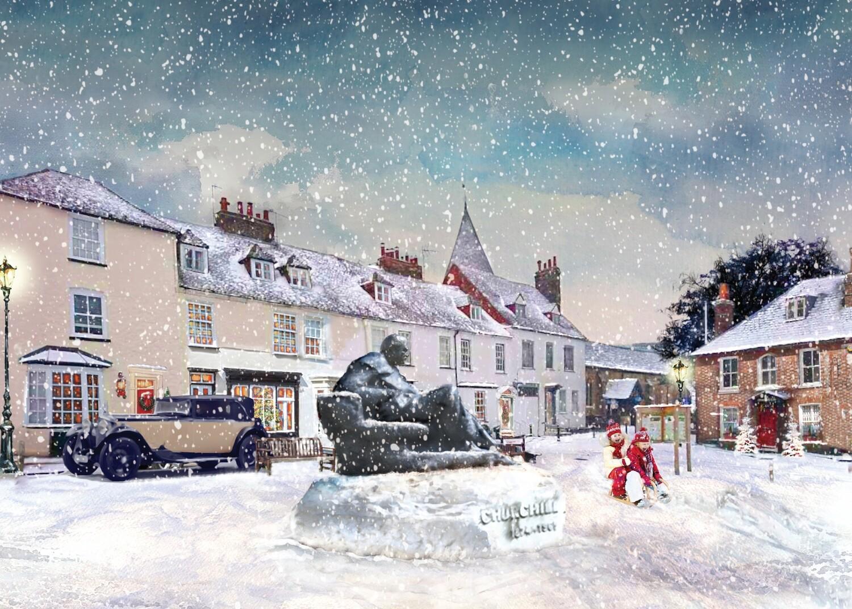 Westerham in Winter