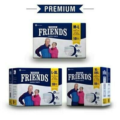 Friends Adult Pull Ups - Premium