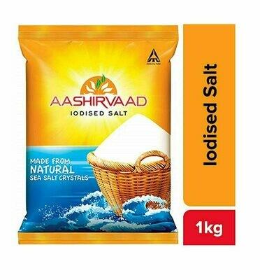 Aashirvaad Salt Pack of 3
