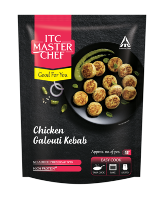 ITC Master Chef Chicken Galauti Kebab