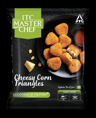 ITC Master Chef Chessy Corn Triangles