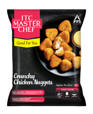 ITC Master Chef Crunchy Chicken Nuggets