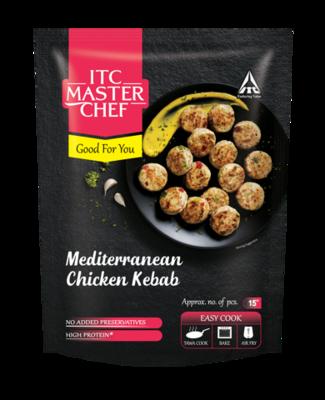 ITC Master Chef Mediterranean Chicken Kebab