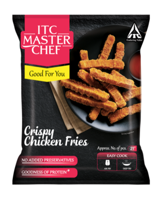 ITC Master Chef Crispy Chicken Fries