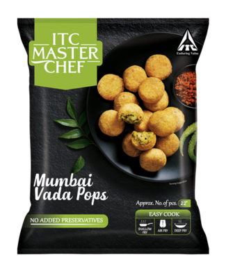 ITC Master Chef Mumbai Vada Pops