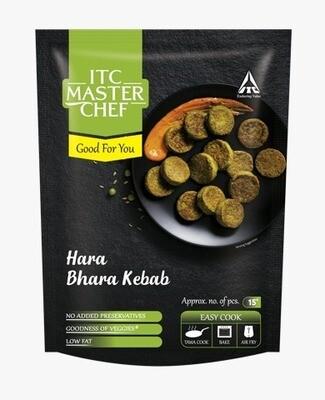 ITC Master Chef Hara Bhara Kebab