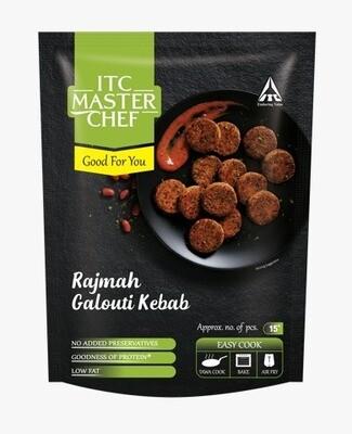 ITC Master Chef Rajmah Galouti Kebab