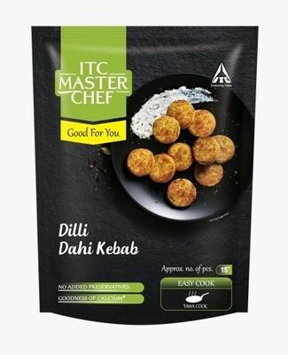 ITC Master Chef Dilli Dahi Kebab