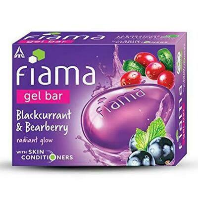 Fiama Gel bar Celebration Pack  (3 +1) x 75gm