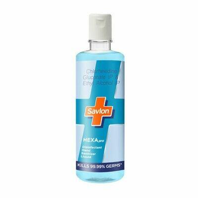 Savlon Hexapro Hand Sanitizer Liquid 500ml pack