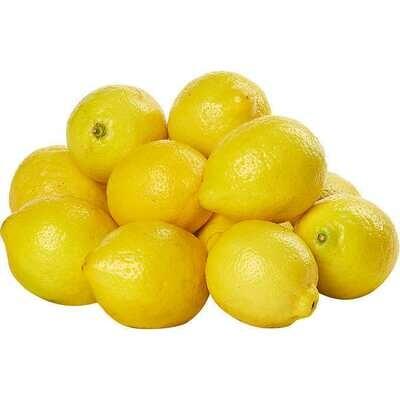 Lemon (lbs)