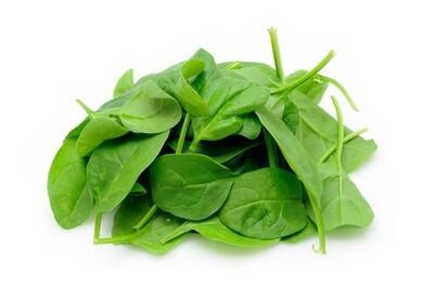 Spinach Baby Organic (8oz)