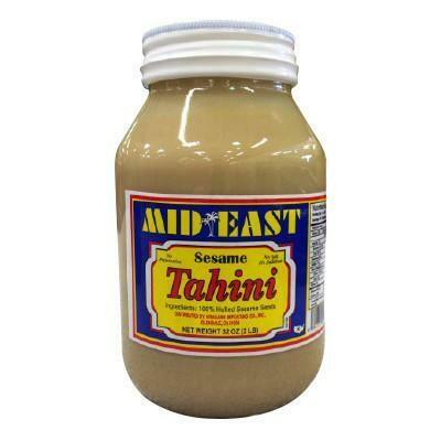 Tahini Mid East (32oz)