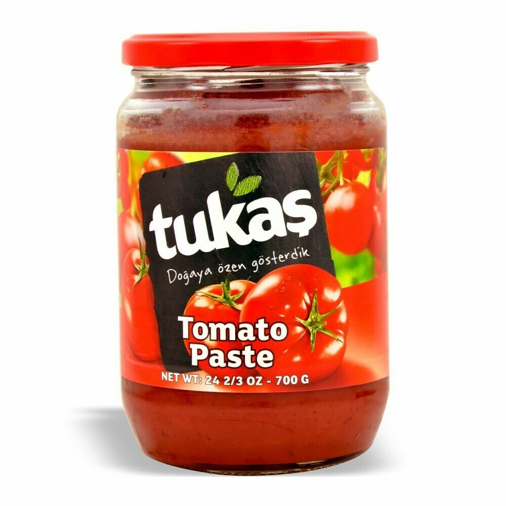 Tukas Tomato Paste (jar)