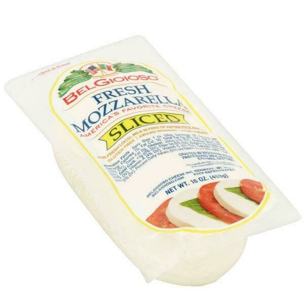 Mozzarella Fresh BelGioioso