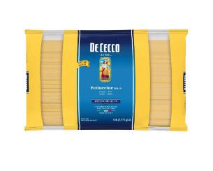 Pasta De Cecco Fettuccini (5 lbs Bag)