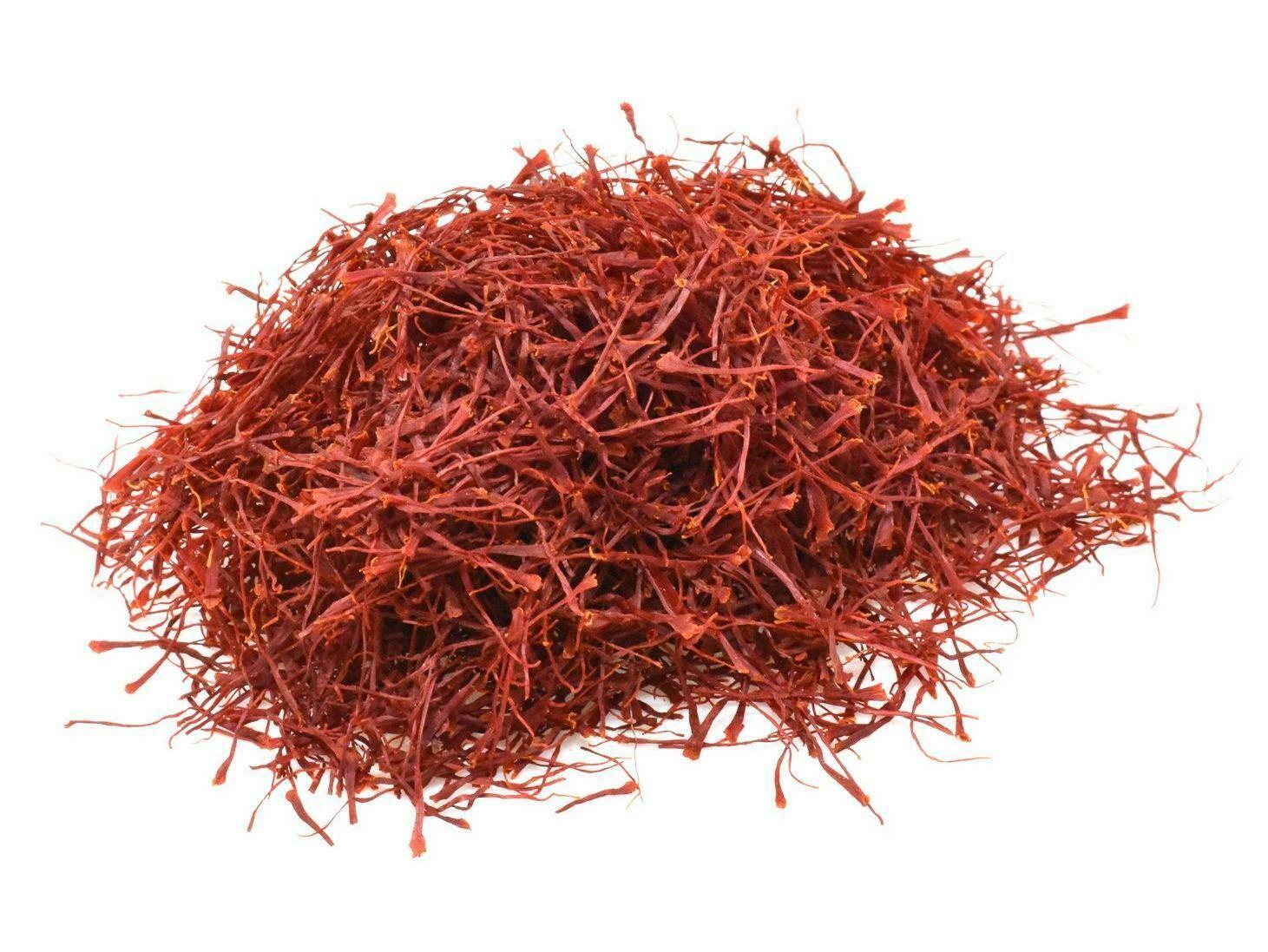 Persian Saffron Organic Negin-Grade A+ (gram)