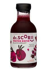 Dr. Scobii Water Kefir Blackcurrant