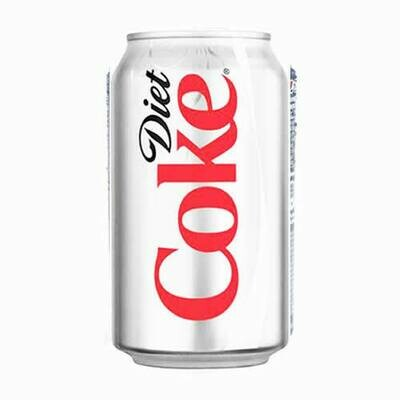 Coke Diet Can