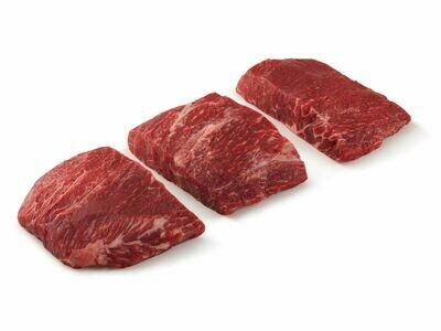 Flat Iron Steak (lbs)