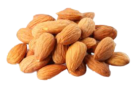 Almonds Raw (8oz)