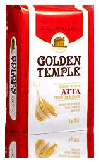 Flour Whole Wheat Golden Temple Atta (lbs)