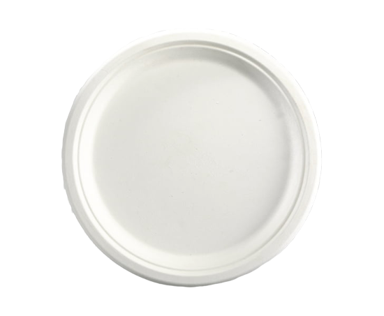 Paper Plates Compostable 9in (50 ea)