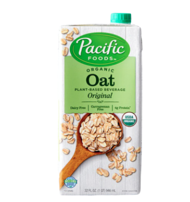 Milk Oat Organic (32oz)