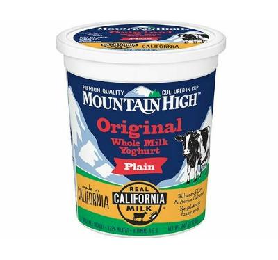 Yogurt Mountain High Plain (32oz)