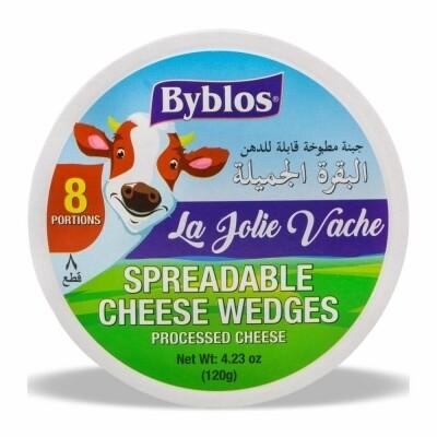 Byblos La Jolie Vache Cheese (4.23oz)
