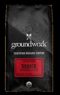 GroundWork Coffee Venice Organic (12oz)