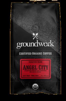 GroundWork Coffee Angle City Organic (12oz)