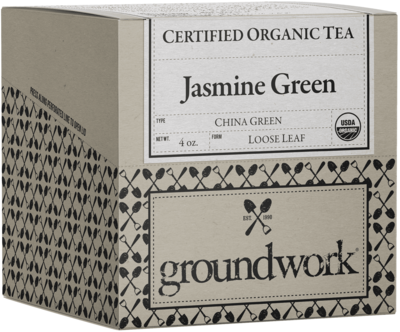 Jasmine Green Organic (¼ lbs)