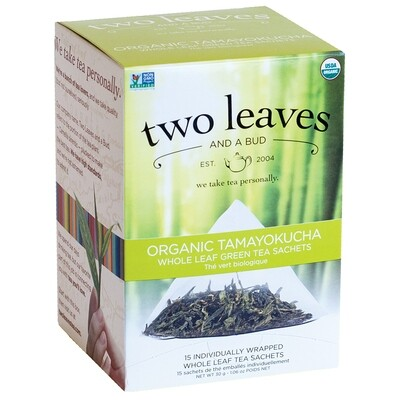 Orange Sencha Organic (15ct)