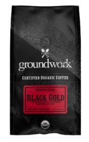 GroundWork Coffee Black Gold Organic (12oz)