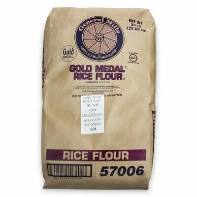 Flour Rice - Gold Medal Gluten Free (lbs)