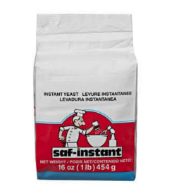 Lesaffre SAF-Instant Yeast Red (4oz)