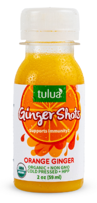 Tulua Orange Ginger Organic