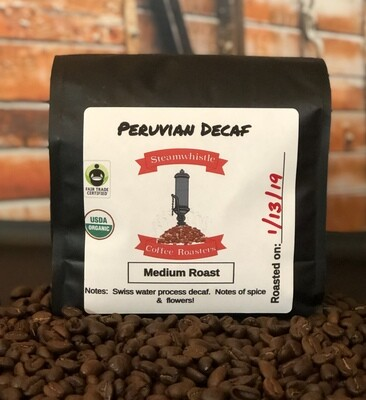 Peruvian Swiss Water Decaf