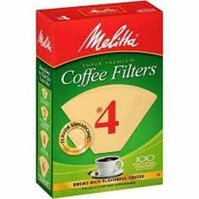 Melitta Cone Filters