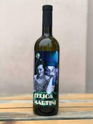 Фирменный бутылированый коктейль Feijoa Martini  (0,75)