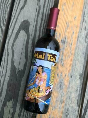 Фирменный бутылированый коктейль MAI - TAI  (0,75)