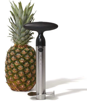 Oxo Stainless Steel Ratcheting Pineapple Corer