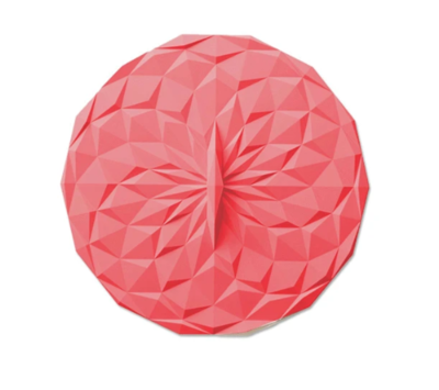 GIR Silicone Round Lid 8-inch - Coral