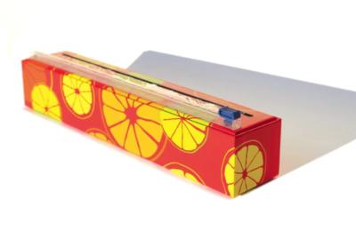 ChicWrap Plastic Wrap - Citrus